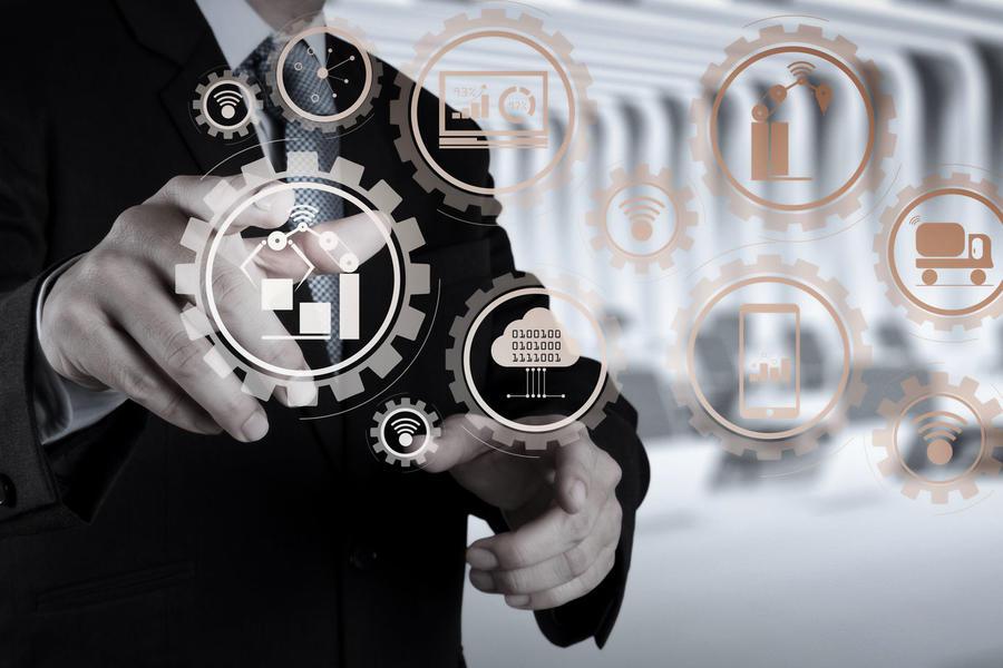 工业互联网,工业软件,软硬件融合,OT与IT,工业互联网平台,上云落地