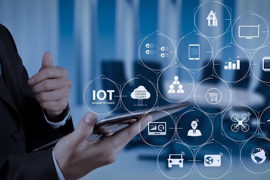 物聯網,AI芯片,通信云,物聯網