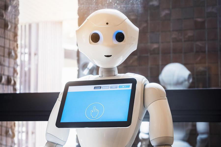 機器人,智慧城市,智慧安防