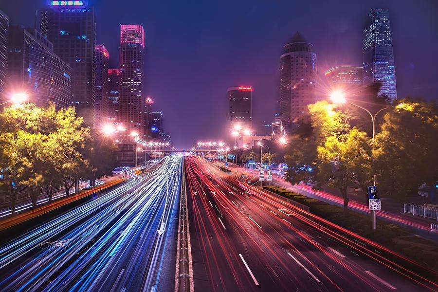 路燈,智慧城市,智慧照明