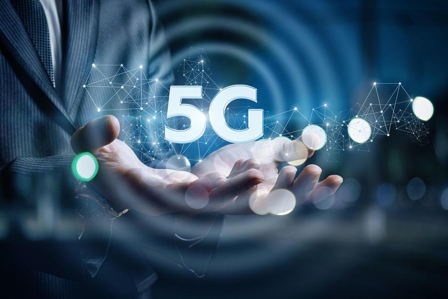 5G,5G,智慧物流,物流應用,區塊鏈