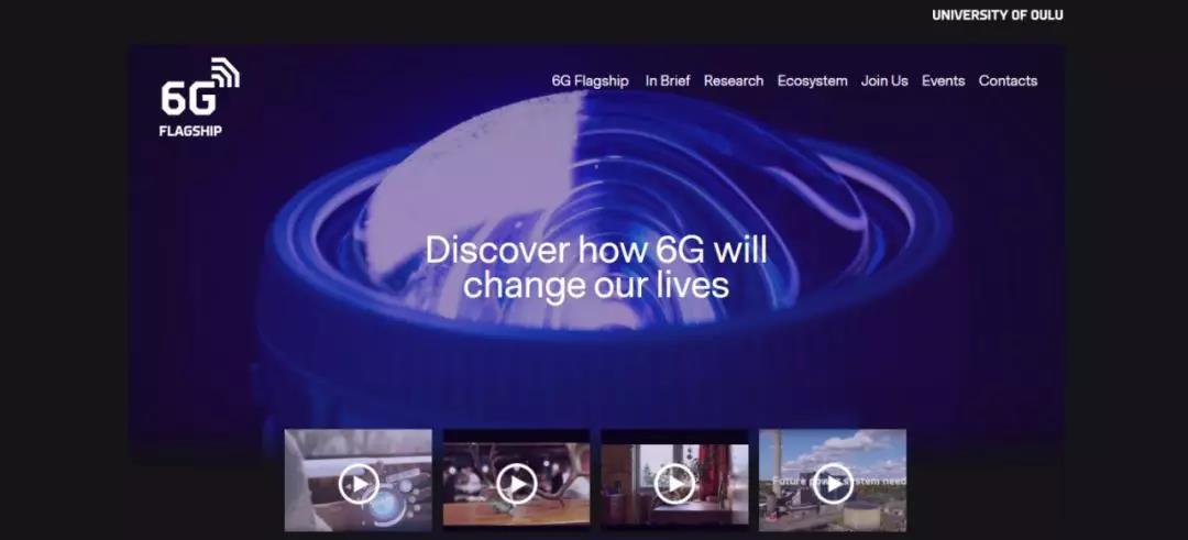 6G Flagship官网