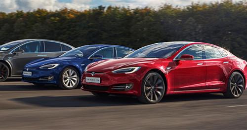 2022年特斯拉所售电动汽车中 中国市场有望占到四成