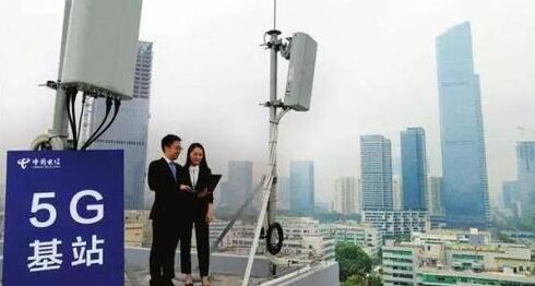 5G基站建设进度快 跨越挑战拥抱5G