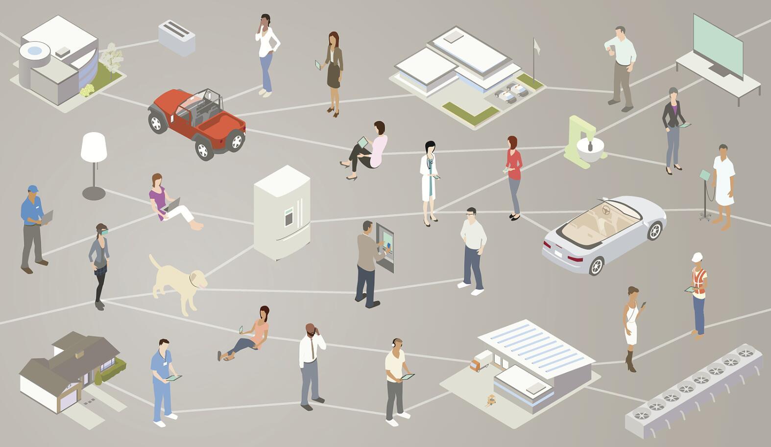 GPS与室内导航的未来