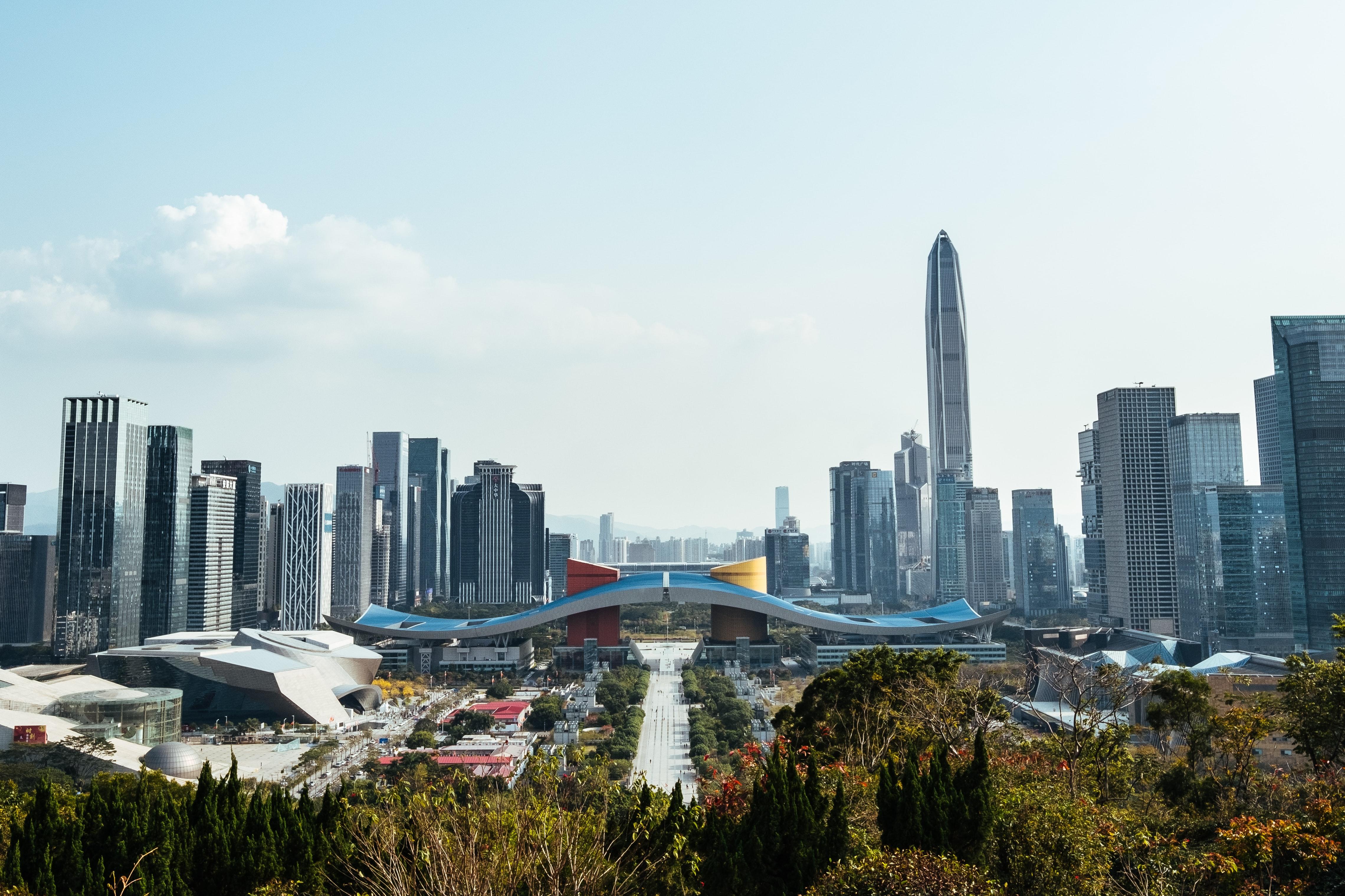 """40年实现腾飞,深圳的""""魔法""""是科技产业"""