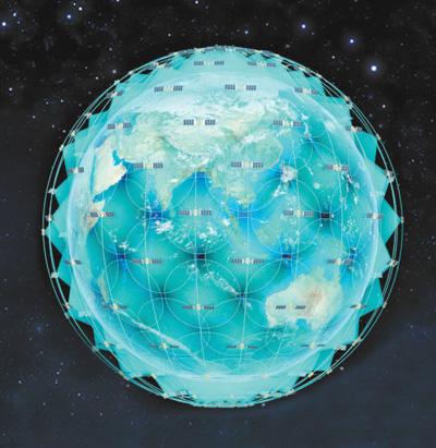 """卫星互联网如何将""""基站""""搬到太空?"""