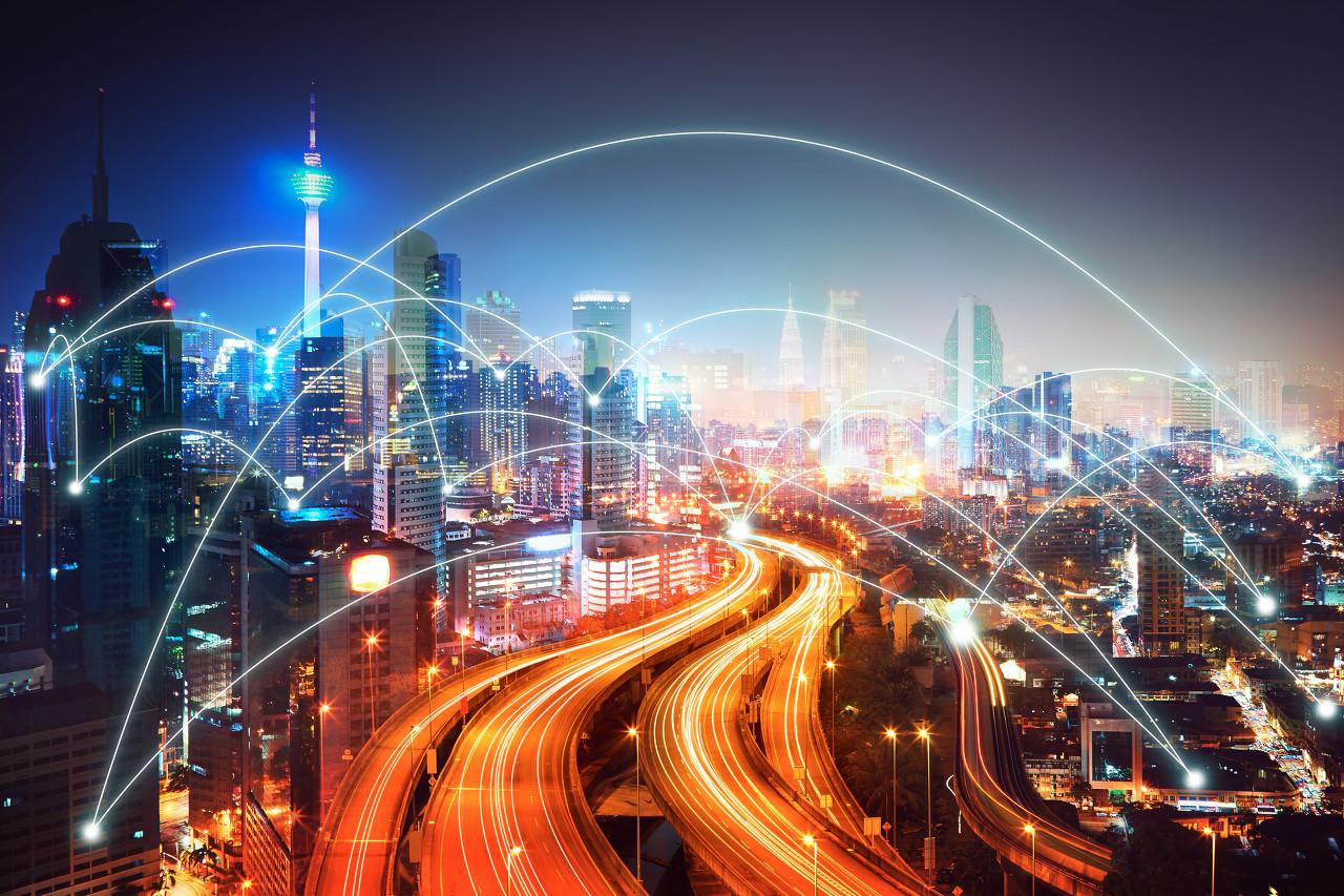 5G将如何改善智慧城市的超连接性