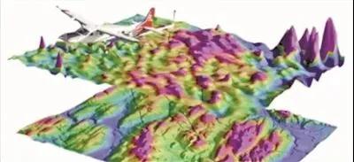 美空军找到了全球定位系统的替代技术——地磁导航