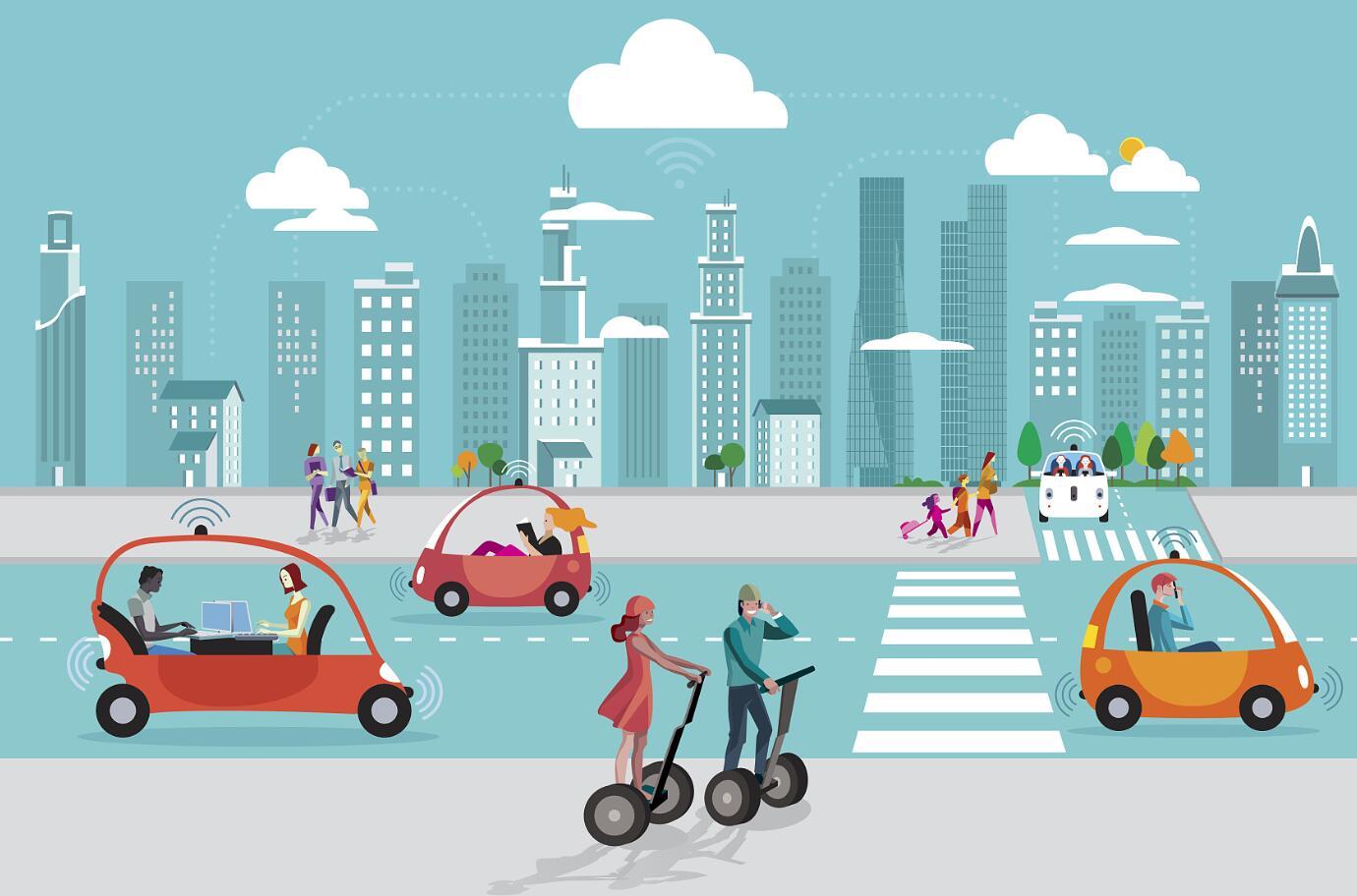 疫情表明,智慧城市的意义不仅仅在于技术