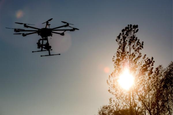 无人机技术如何助推智慧城市发展?