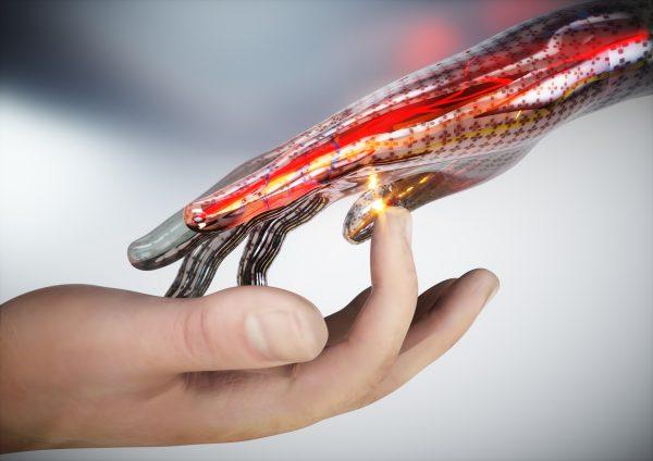新型疼痛感应电子硅胶皮肤,助力智能假肢和皮肤移植