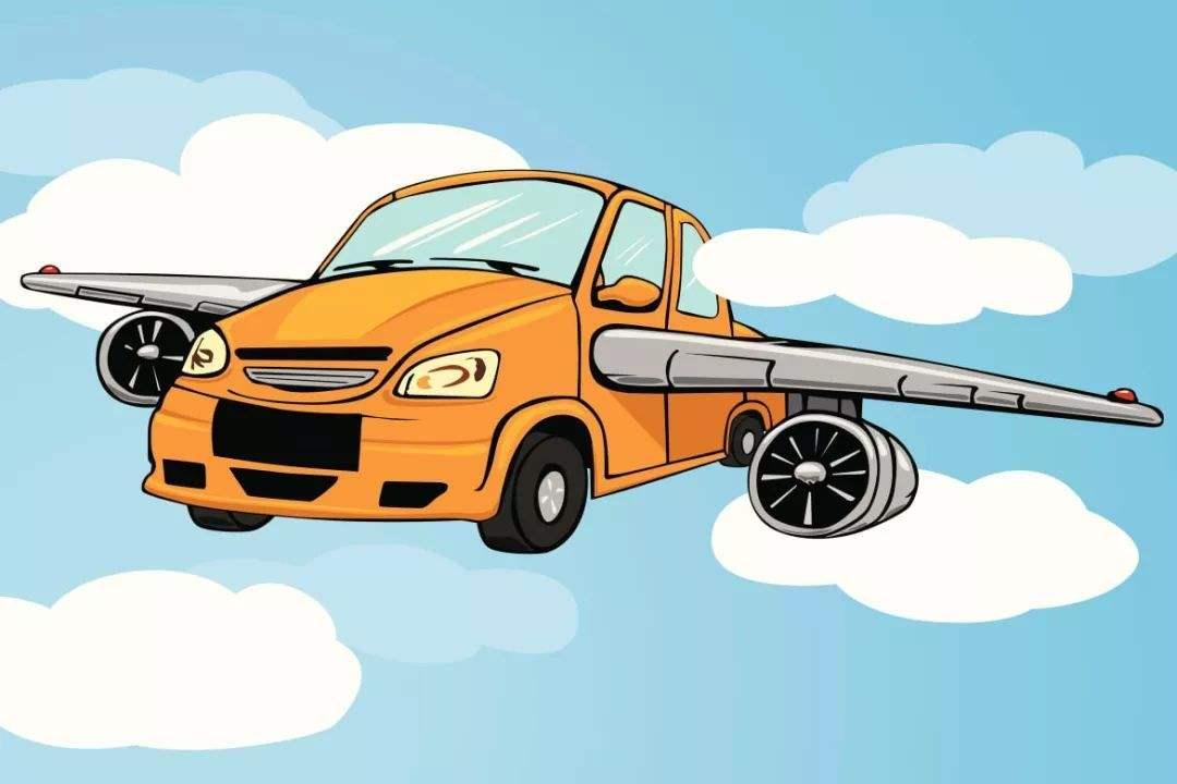 2023年就能实现载人飞行汽车?