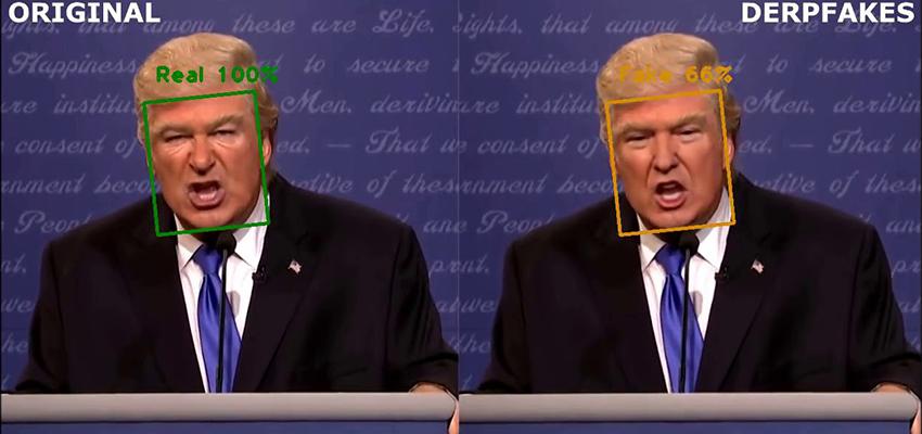 """美国总统竞选""""假视频""""满天飞!人脸技术攻防战大起底"""