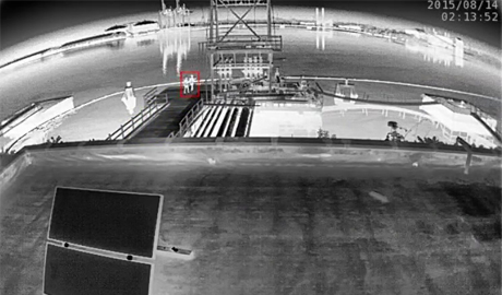 智能热成像摄像机将成为户外安全解决方案首选