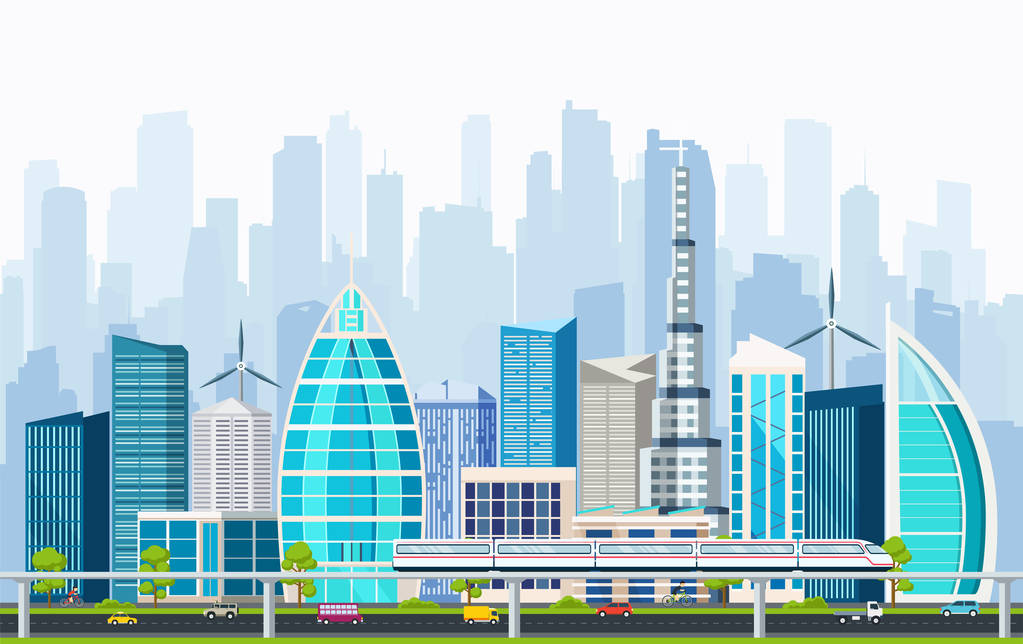 2025年,智慧城市市场规模将达8207亿美元