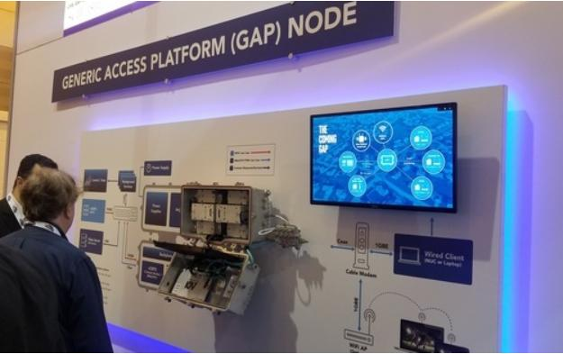 第一个``GAP''节点可能在2022年出现