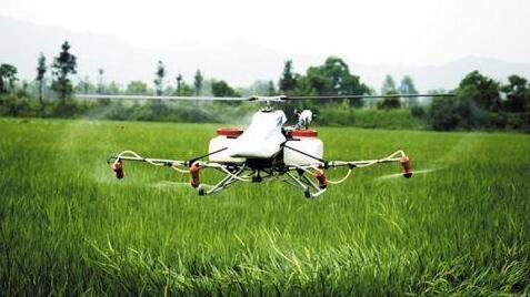 植保无人机成新宠 300亿市场待开启