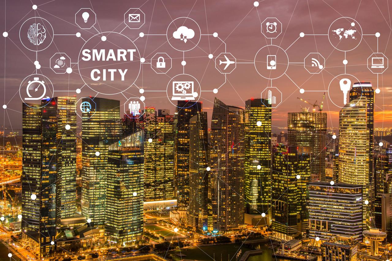 """当物联网实时工作时,城市才是""""智能""""的"""