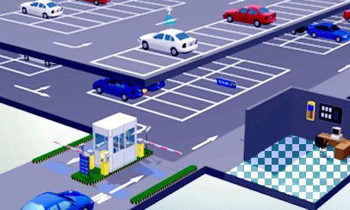 住宅小区门禁停车场一卡通系统案例