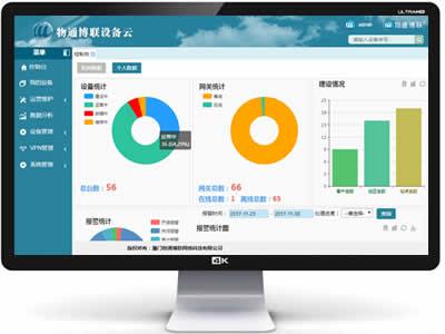 物通博联·分布式设备远程运营管理平台|工业大数据平台|工业物联网平台