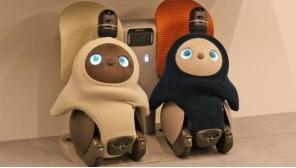 孤独吗?养一只宠物机器人来陪伴你吧