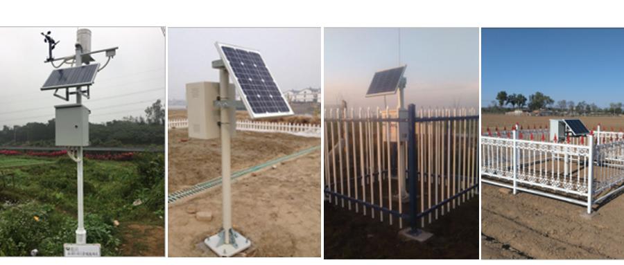 土壤水分监测仪器(土壤墒情监测站)