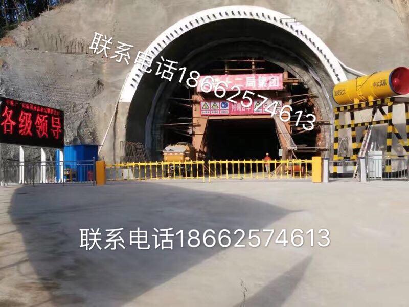 隧道电子门禁系统