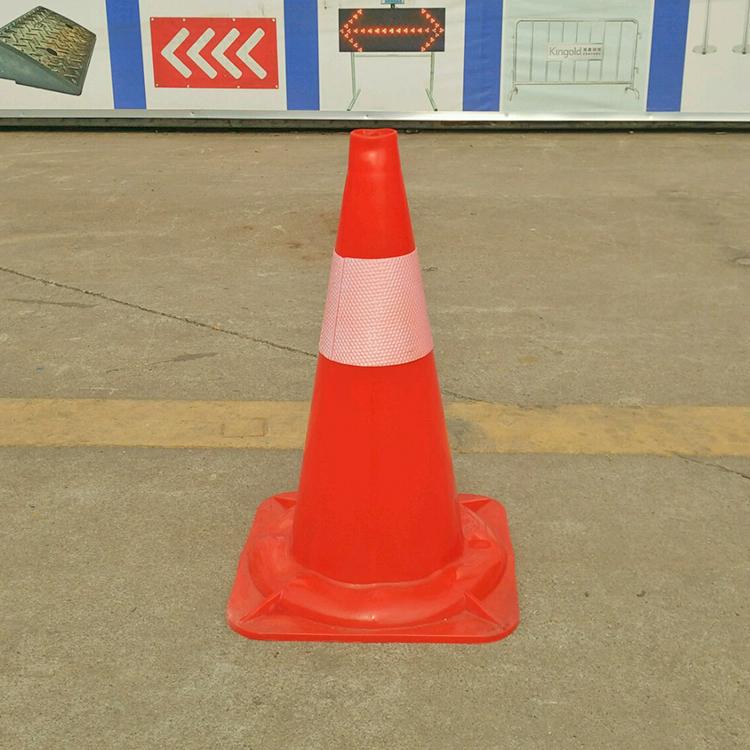 廠家直銷PVC路錐禁止泊車警示路錐交通錐現貨出售