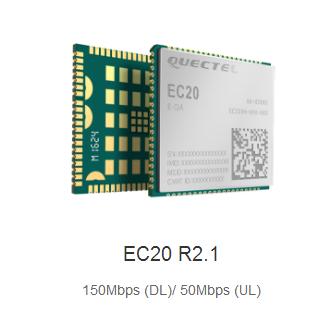 移远4G全网通无线通讯模块EC20,一级黄色录像影片网模块EC20