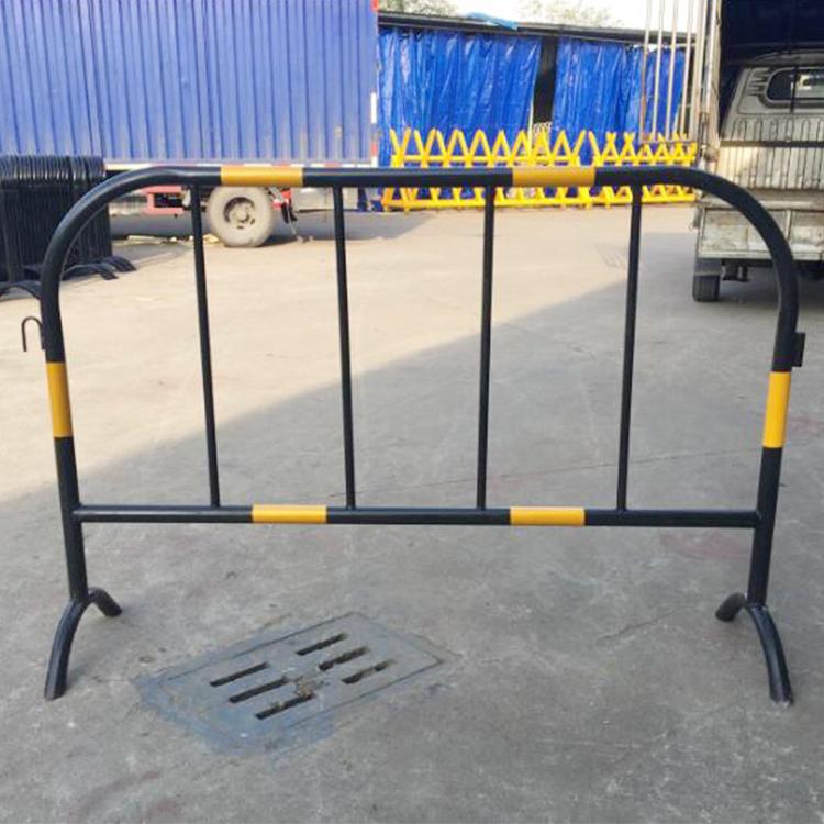 惠州廠家直銷黃黑鐵馬1500*1000 鐵護欄 其他規格可定做大量現貨