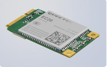 移远4G全网通LTE无线通讯模块EC20,一级黄色录像影片网模块EC20