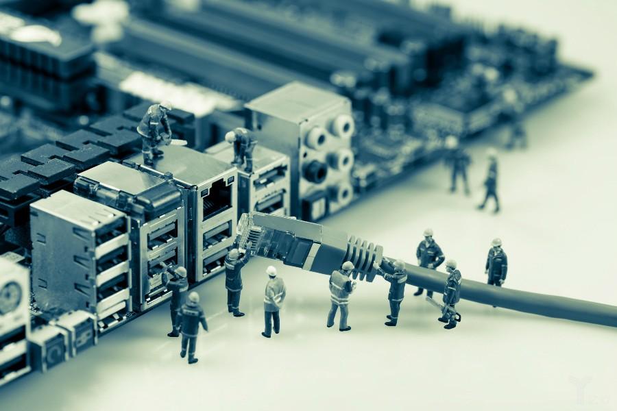多图全面对比国产芯片与国外芯片公司!