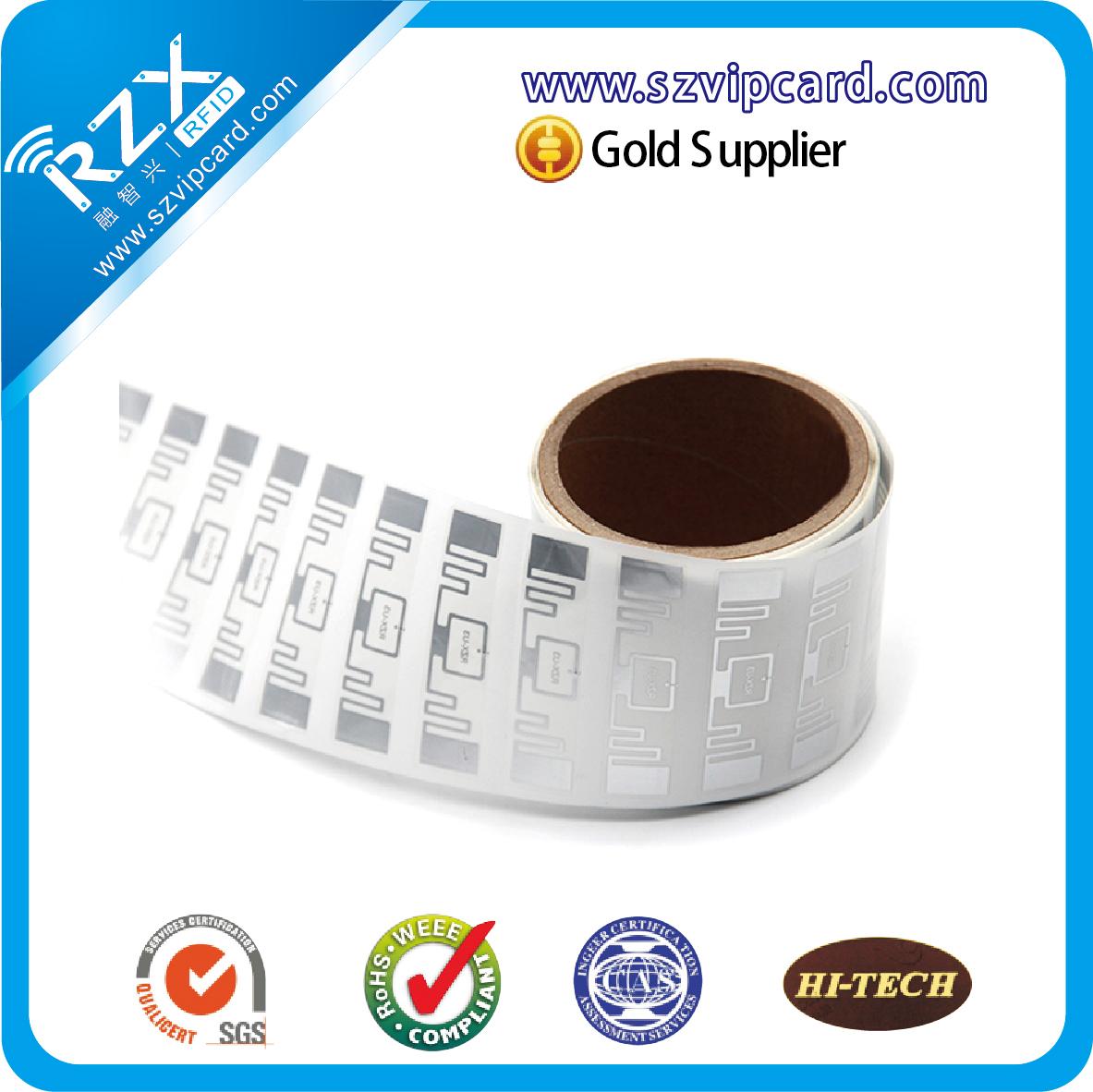U CODE 7 芯片 inlay