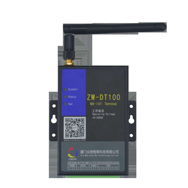 众物智联 NB-IoT/2.5G/4G—DTU数传终端