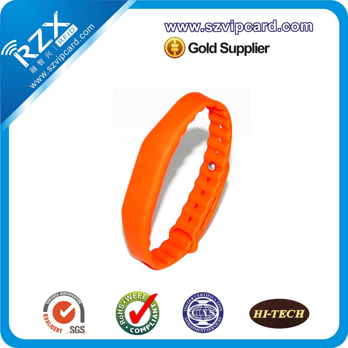 FM11RF08 RFID腕带