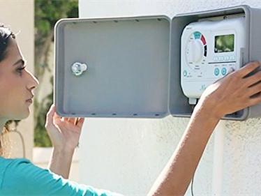 手机控制智能自动化浇水灌溉控制器