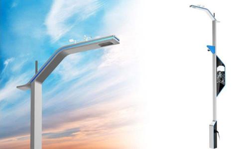 智慧路燈桿來了:蟄伏兩年,乘5G東風帶來千億市場