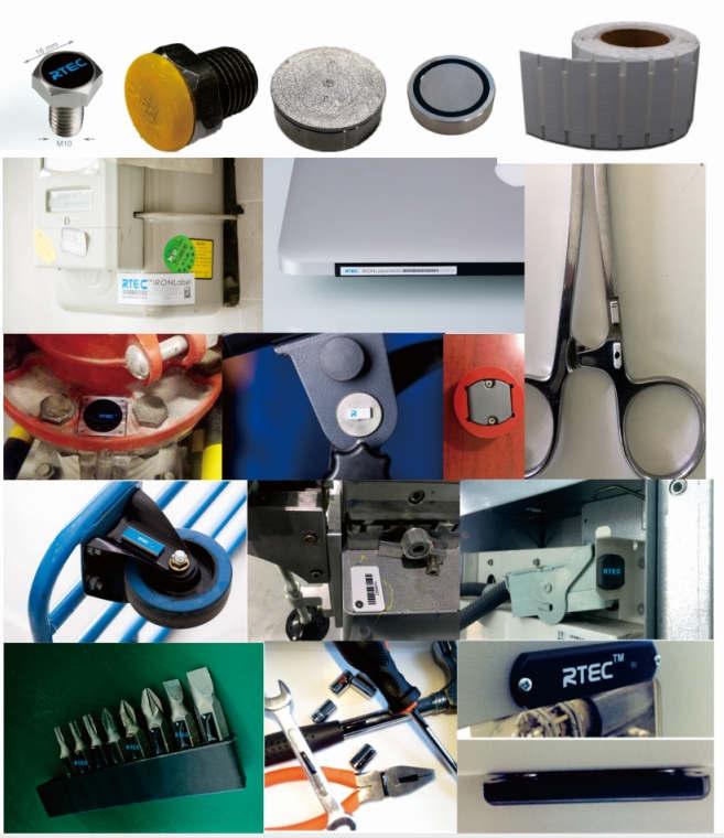 RTEC超高频耐高温标签、特种标签