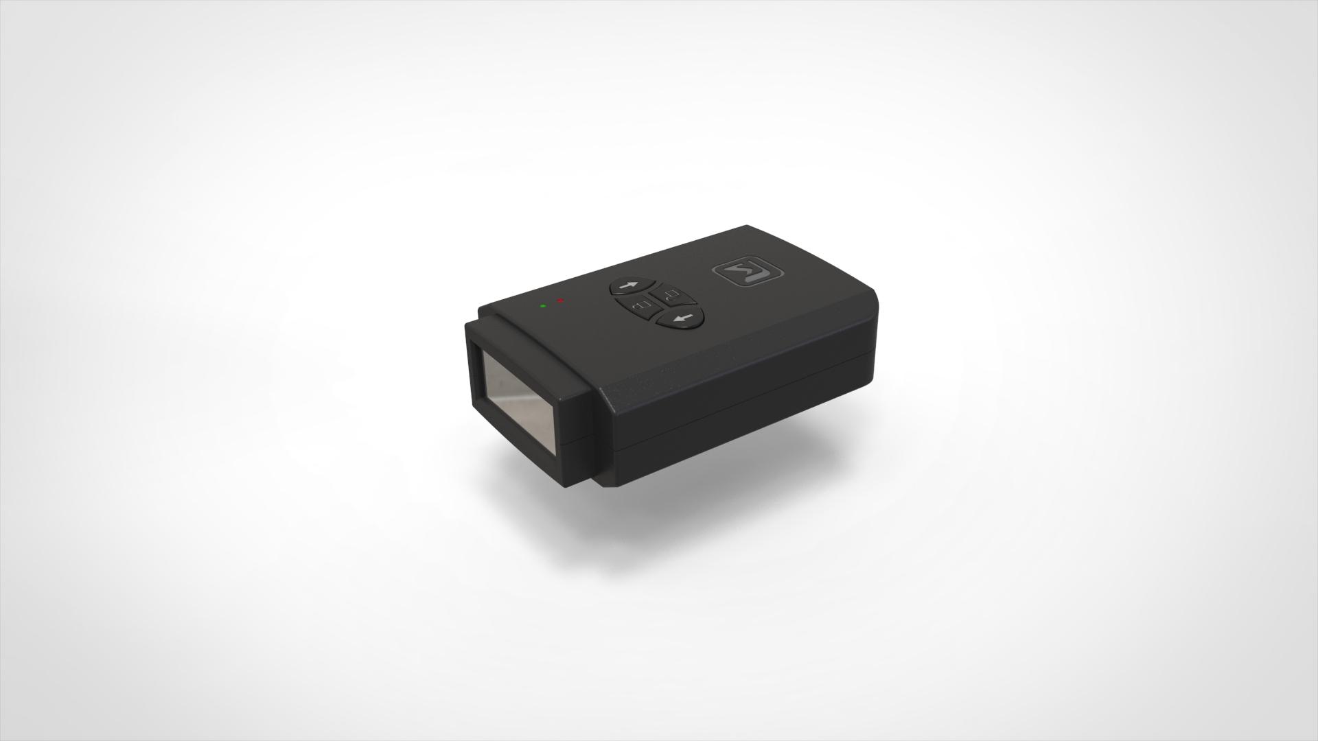 智能钥匙配套智能锁APP操作无线供电