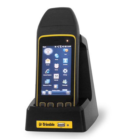 Trimble 紧固型超高频RFID手持机设备Juno T41 R