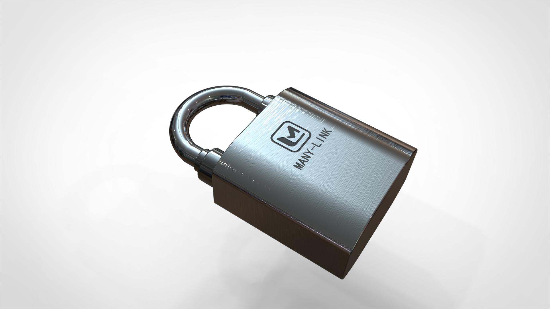智能锁锁具挂锁APP操作电力锁