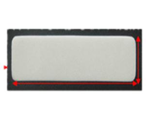 超高频RFID工业洗衣标签 硅胶柔性