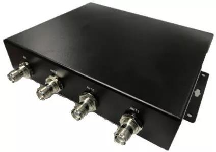 M6 工業級四通道固定式RFID讀寫器FU-M6-A