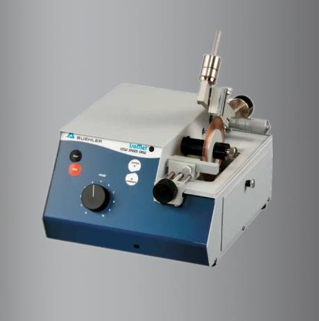 领拓标乐Buehler 低速精密切割机IsoMet Lowspeed