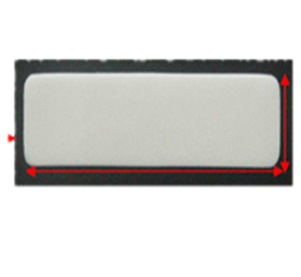 工業RFID洗衣標簽 P/N: 321V3