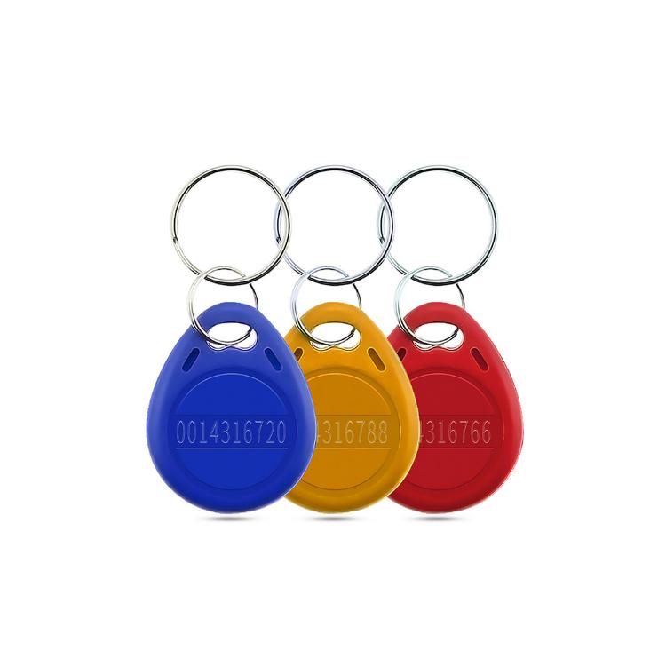 ID钥匙扣IC钥匙扣125KHz 13.56MHz门禁RFID钥匙扣标签