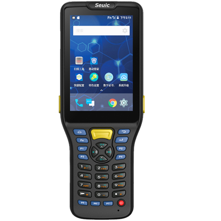 SEUIC東大Q7sAUTOID Q7(S)手持終端智能PDA盤點機