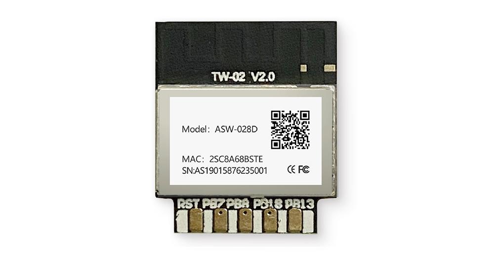 艾拉物聯云模組 ASW-028D