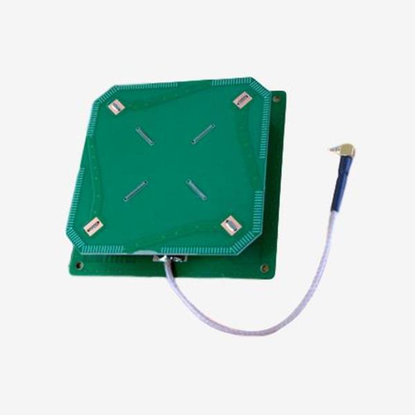 4dBi 超高频RFID四臂螺旋天线 T757513 - 深圳铨顺宏
